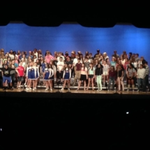 bunsold middle school choir